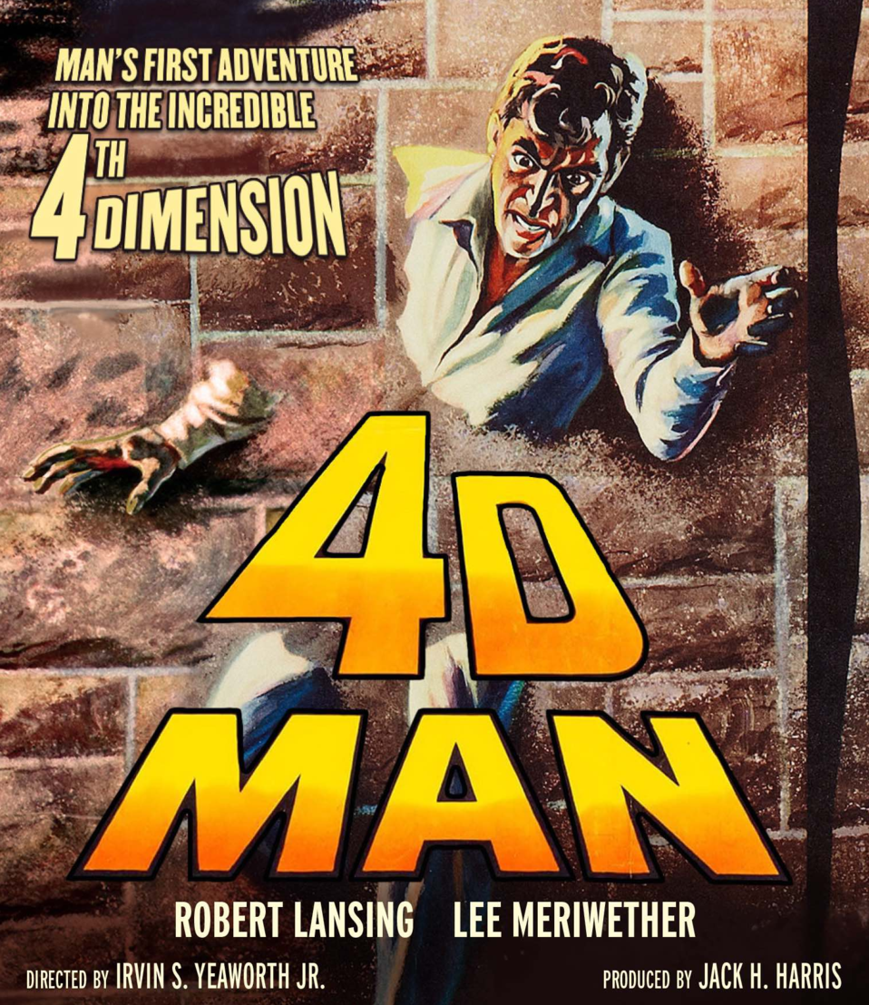 El hombre de la cuarta dimensión