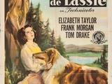 El valor de Lassie