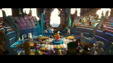 LA GRAN AVENTURA LEGO - Conozcan a Barba Metálica - Oficial de Warner Bros. Pictures