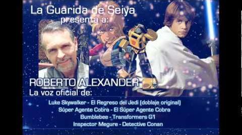La Guarida de Seiya - Entrevista a Roberto Alexander 2 5