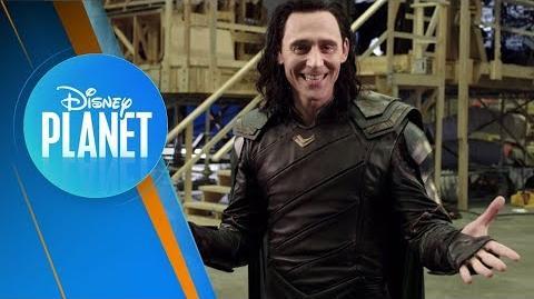 La Historia de Loki Disney Planet