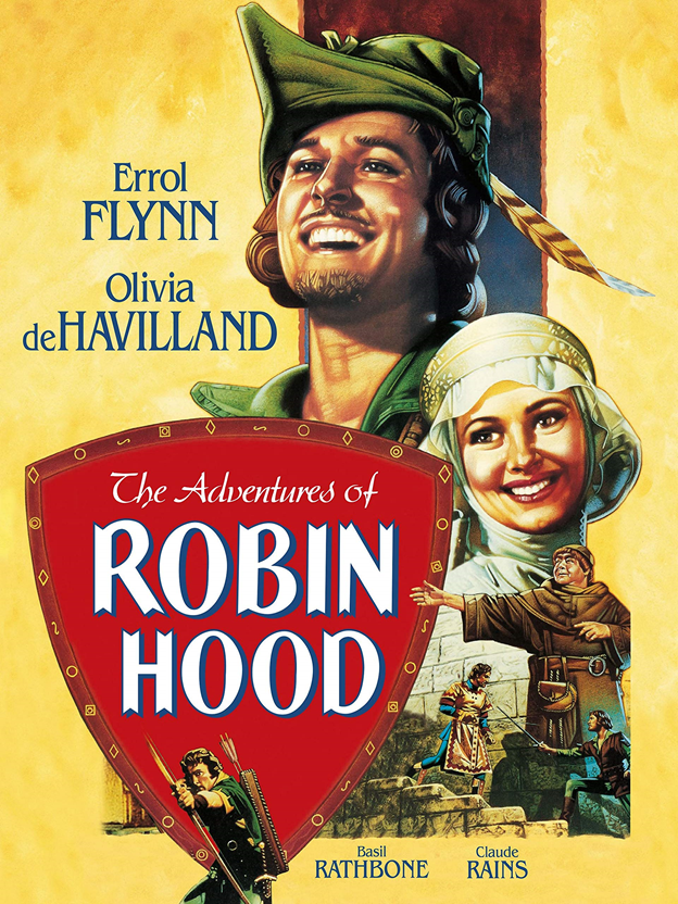 Aventuras de Robin Hood