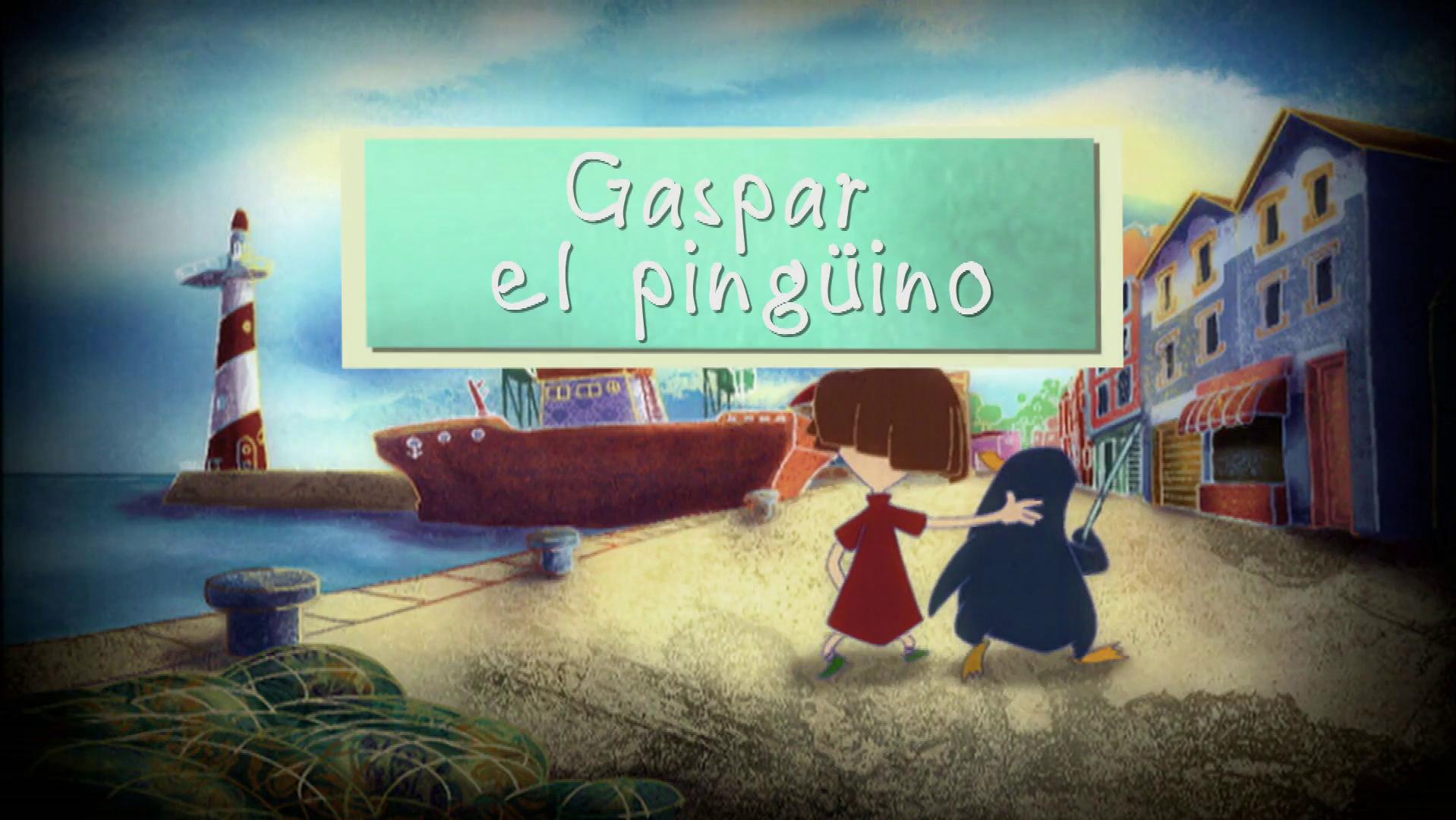Gaspar, el pingüino