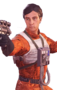 Wedge Antilles personaje
