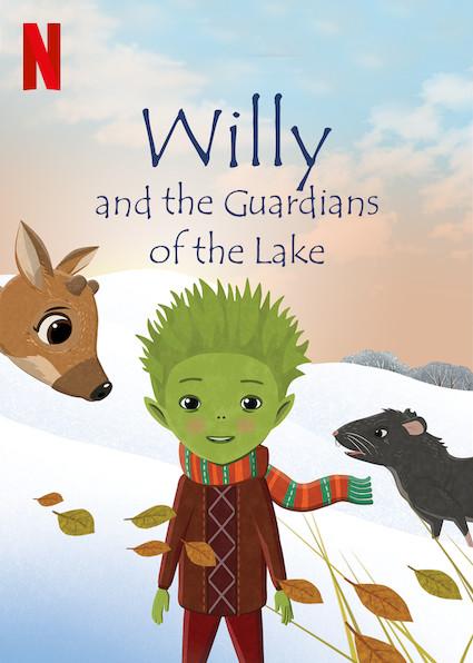 Willy y los guardianes del lago