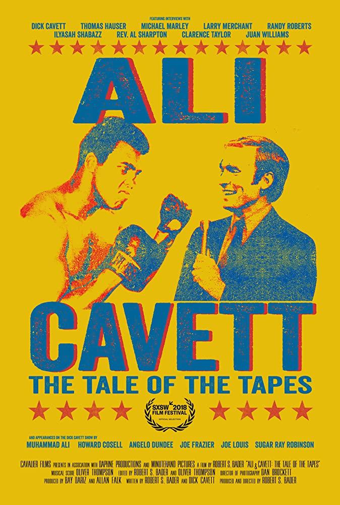 Ali y Cavett: La historia de los videos