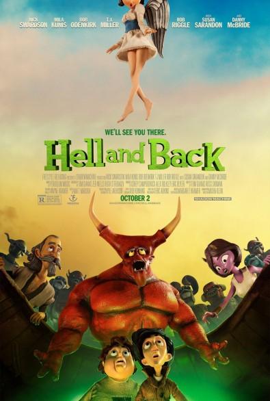 Al infierno y de regreso