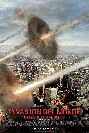 Invasión del mundo: Batalla-Los Ángeles
