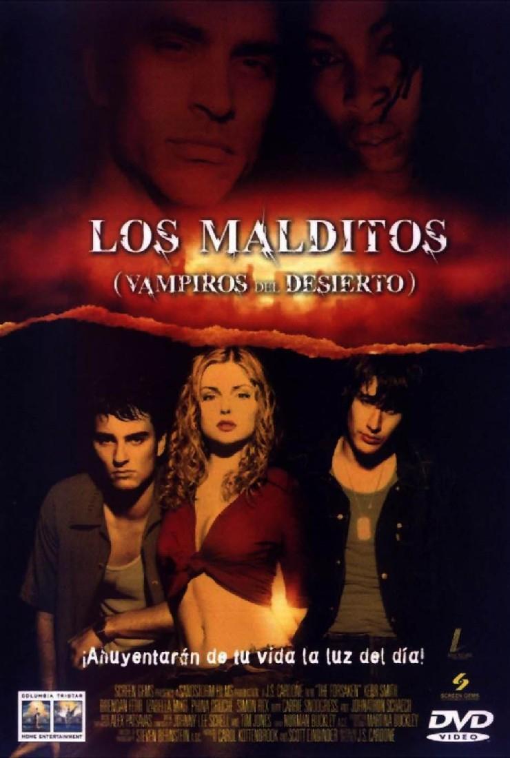 Los malditos: Vampiros del desierto