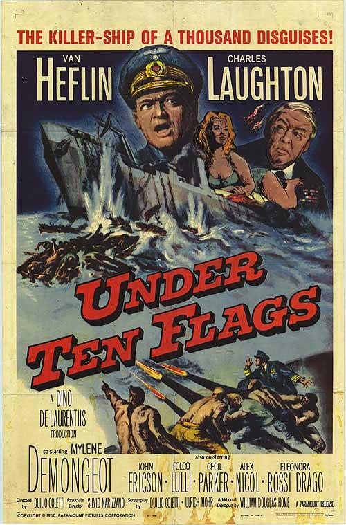 Bajo diez banderas