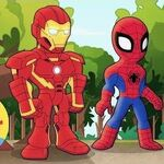 ¡Mío! Aventuras de Súper Héroes de Marvel
