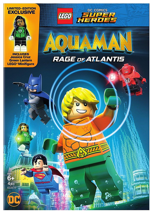 Lego DC Comics Super Heroes: Aquaman: Al rescate de Atlantis