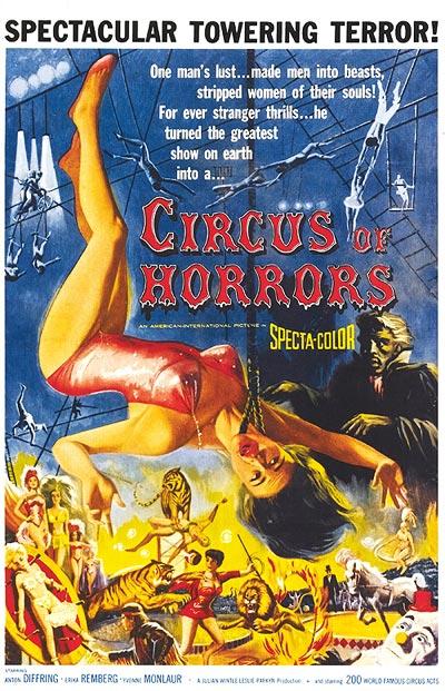 El circo del terror