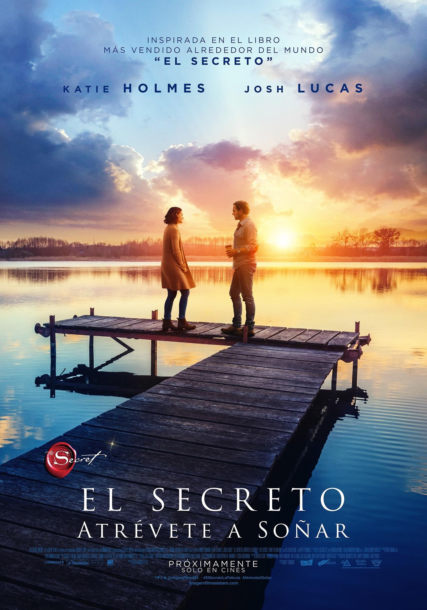 El secreto: Atrévete a soñar