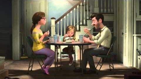 Intensa-Mente de Disney-Pixar Teaser Tráiler