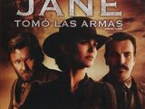 Jane tomó las armas