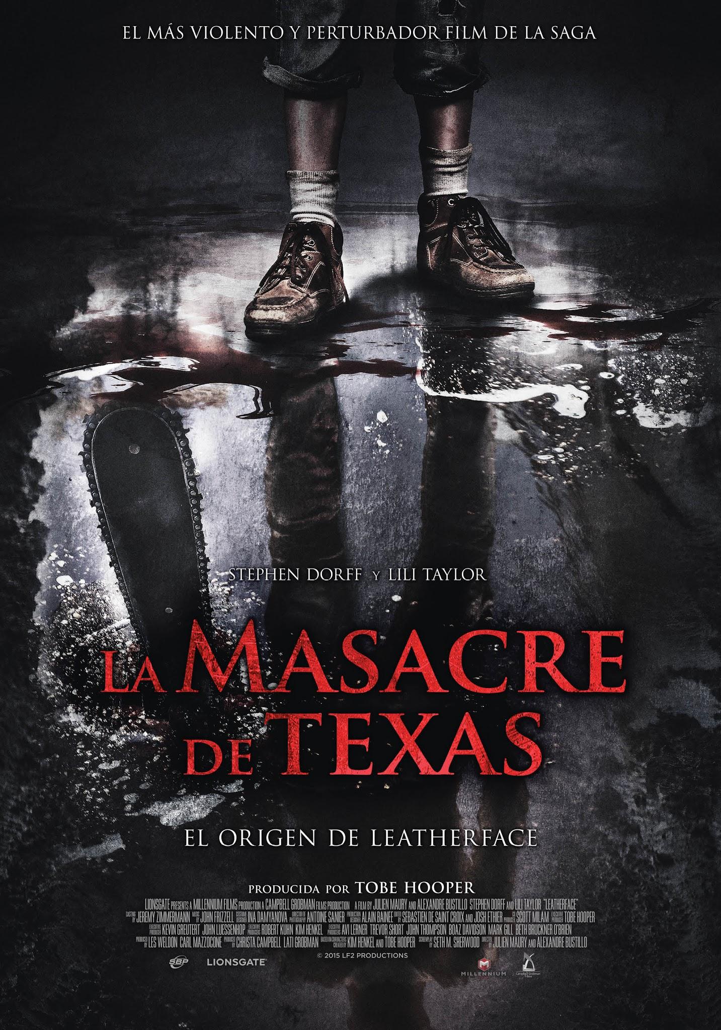 Leatherface: La máscara del terror