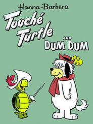 La tortuga D'Artagnan y Dum-Dum