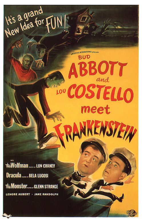 Abbott y Costello: Contra los monstruos