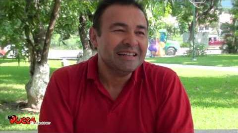 Entrevista mario castañeda - la voz de goku - parte 2 de 2