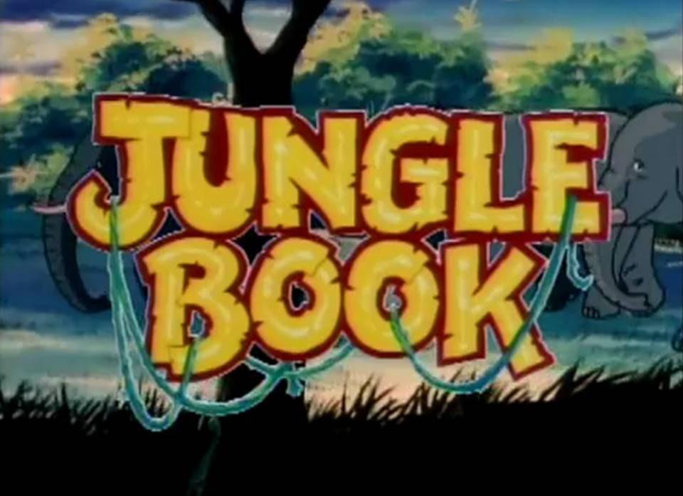El libro de la selva (1995)