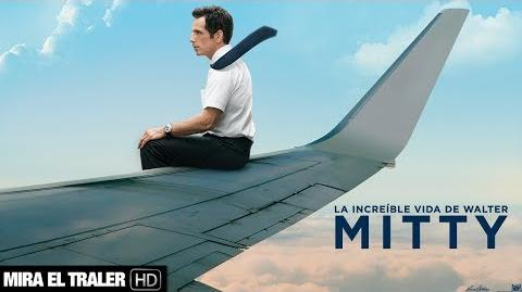 La Increíble Vida de Walter Mitty Trailer en Español HD