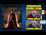Spawn -1997- Comparación del Doblaje Latino Original y Redoblaje - Español Latino
