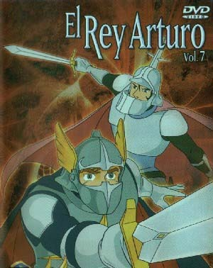 El Rey Arturo (anime)