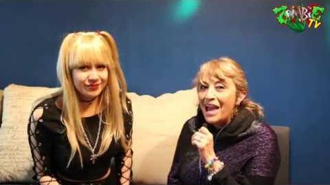 ONE PIECE GOLD FILM LATINO la entrevista ( Patricia Acevedo Directora & Actriz de doblaje.