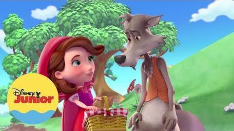 Reflejo de un Lobo El Mapa Mágico de Goldie y Osito