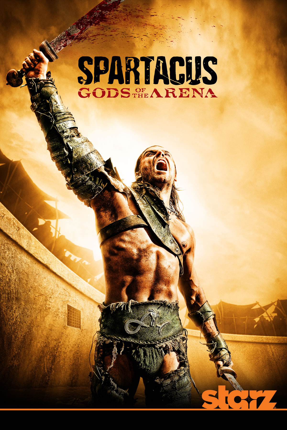 Espartaco: Dioses de la arena