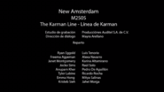 Créditos doblaje New Amsterdam (temp. 2 ep. 5)