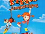 Las aventuras de Pippi Longstocking