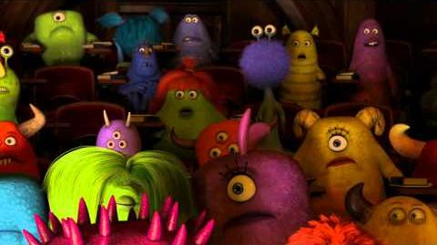 Monsters University Decana Hardscrabble