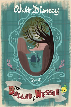 La balada de Nessie