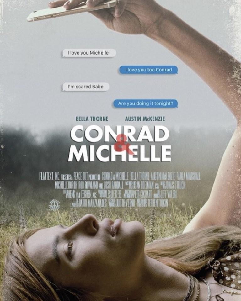 Conrad & Michelle: Si las palabras mataran
