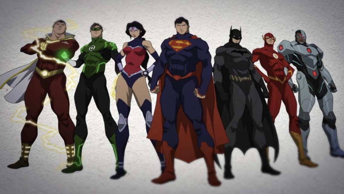 Universo de películas animadas de DC