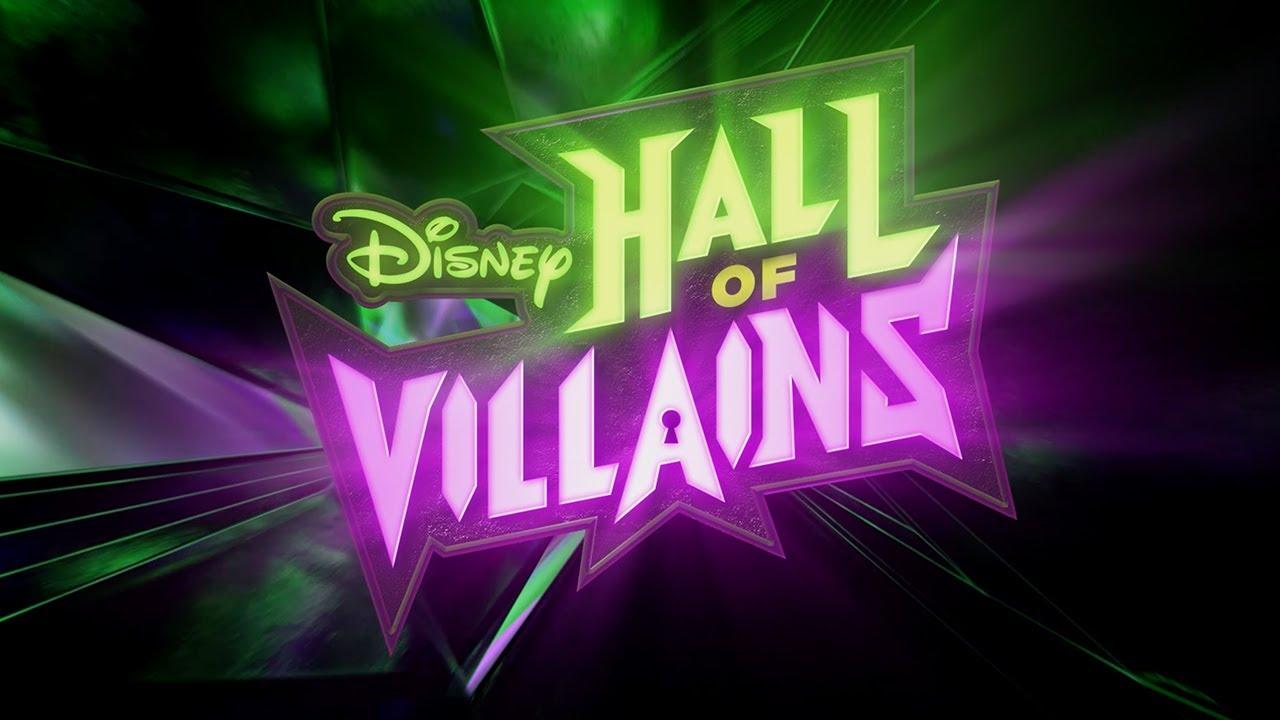 El salón de los villanos de Disney