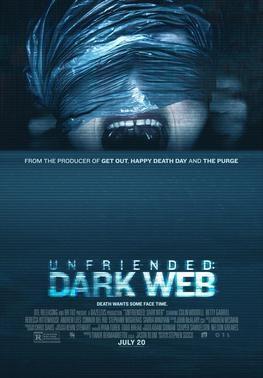 Eliminar amigo 2: La web oscura
