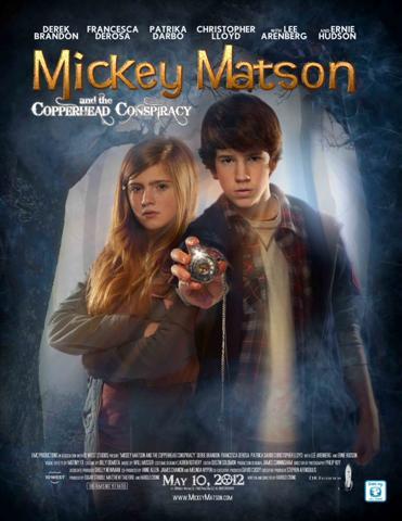 Mickey Matson y la conspiración cabeza de cobre
