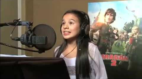 """RG Elementos - 14 Junio 2014 - Doblaje en México de la película """"Cómo entrenar a tu dragón 2"""""""