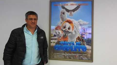 Rafael Pacheco te invita a ver CABEZA DE CHORLITO este 13 de Abril ¡Sólo en cines!