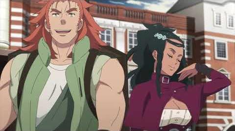 Sirius the Jaeger Temporada 1 Tráiler Latino