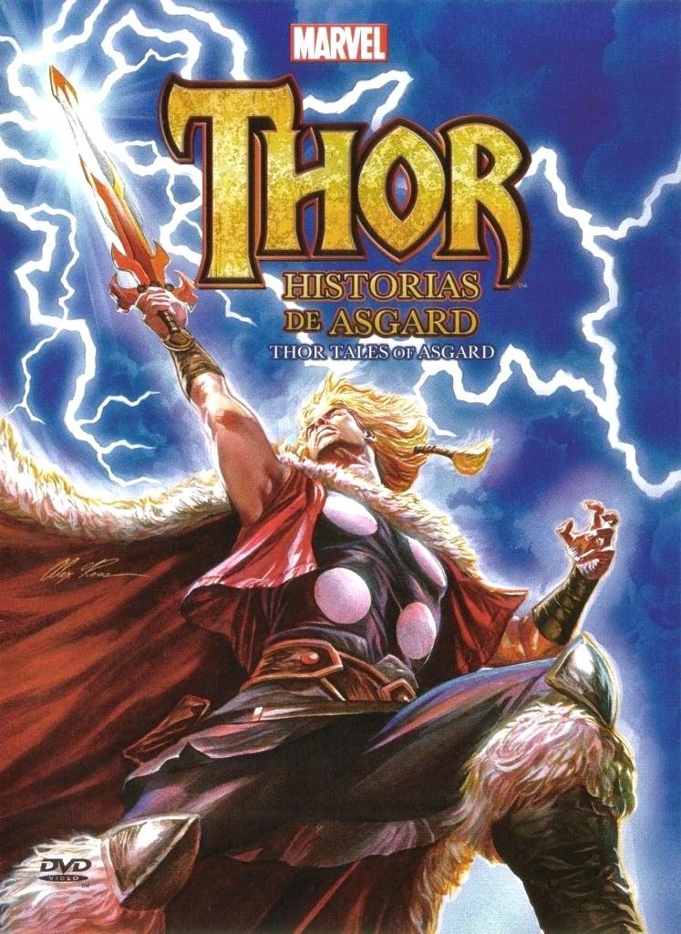 Thor: Historias de Asgard