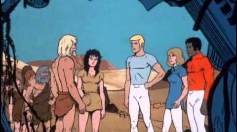 """""""Regreso al Planeta de los Simios"""" (Serie Animada) (1975-1976) """"EPISODIO 9"""" """"ESPAÑOL LATINO"""""""