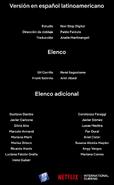 Créditos doblaje Acosador nocturno A la caza de un asesino en serie (ep. 4)