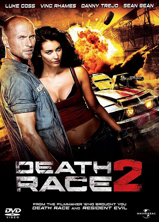 Death Race 2: La leyenda de Frankenstein