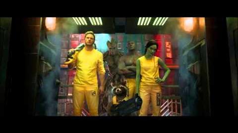 Guardianes de la galaxia (2014) - TV Spot 1 Doblado Latino