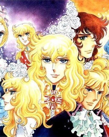 Lady Oscar La Rosa De Versalles Doblaje Wiki Fandom