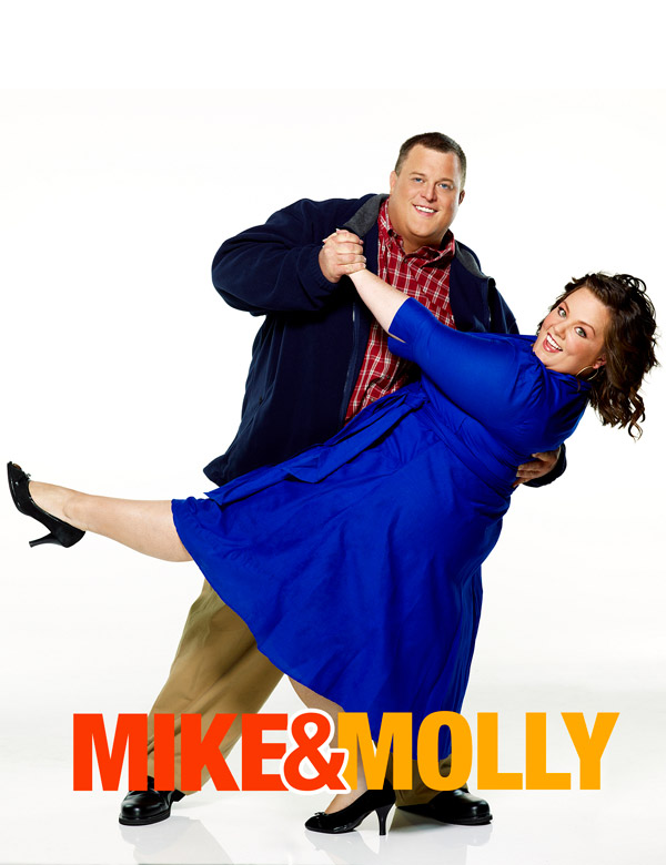 Mike y Molly, amor sin medidas
